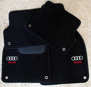 OEM Floor Mats For Audi OEM Floor Mats - Audi car mats