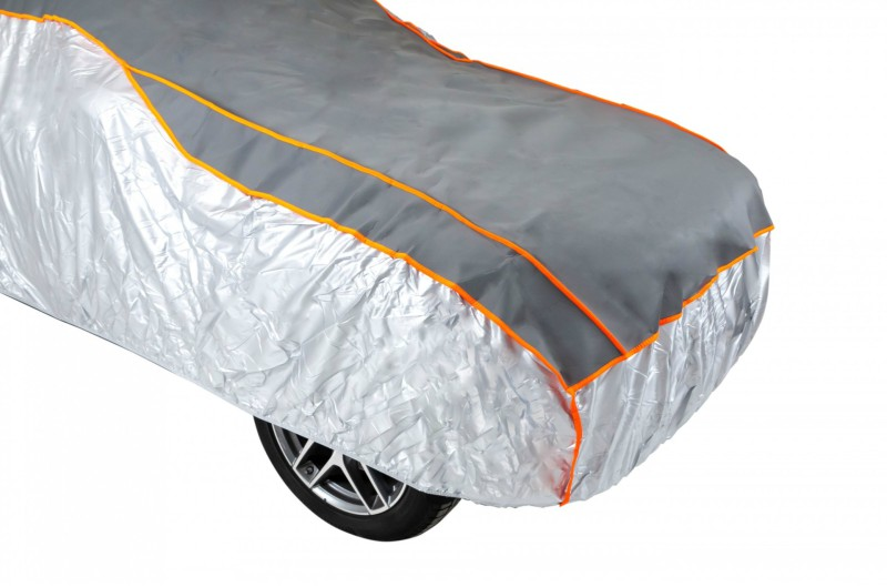 Anti-hail cover for car