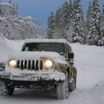Get Winter Tires for Better Winter Driving