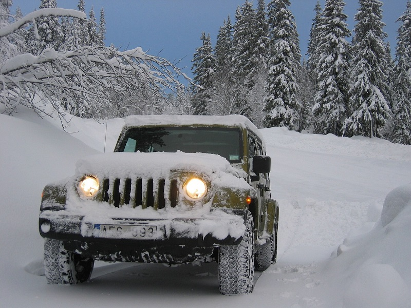Winter tires are tires designed for use on snow